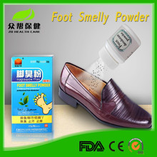 Original factory Chinese herbal effect anti-fungal foot deodorant powder spray accept OEM