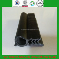 our factory produce steel reinforced rubber seal strip for mechanical box