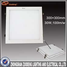 Back light high lumen 2835 square high quality ceiling led puck light