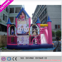 New Arrival bounce House Combo, indoor inflatable bouncer from china