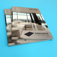 custom offset printing product catalogue