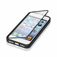Protect screen hot selling mobile flip cover for iphone 5 5s