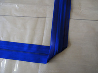 Self Adhesive Heavy Duty Zipper For Creating Zipper Doors