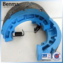 Professional manufacturer motorcycle CG125 brake shoes,motorbike brake shoes low price