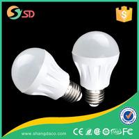 9W Bulbs LED Remote Phosphor lamps Plastic Aluminum Heatsink 3W 5W 6W 7W For Indoor Hotel Home Lighting