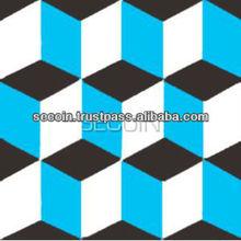 Mosaic cement tile A110 - www.vietnamtile.com