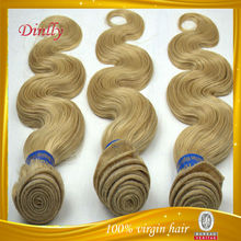 wholesale Qingdao Dingli hair products virgin brazilian body wave bundles