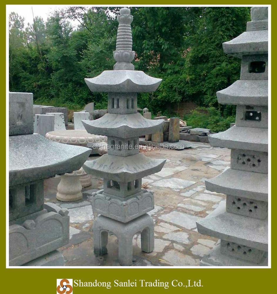pas cher sculpture sur pierre grand japonais pagode jardin vendre produits en pierre jardin id. Black Bedroom Furniture Sets. Home Design Ideas