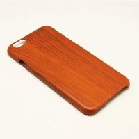 Wood Style Design Hard PC Case For Iphone 6 Cell Phone Case