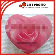Popular Heart Shape Compressed Towel