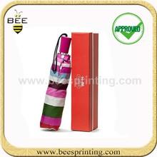 umbrella packing , DIY Gift Umbrella Packing , birthday gift Paper board