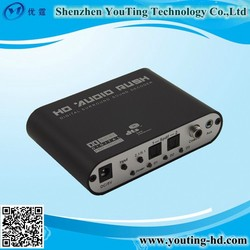 YT-HD51R HOT Digital AC3 DTS Optical SPDIF/Coaxial Audio to Analog 5.1/2.1 Channel Surround Audio Sound Decoder
