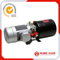 220VAC motor,3.7KW motor power,1750RPM rate speed power pack,the hydraulic power unit used in mini-lift table