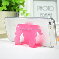 boomray factory own direct sales multipuprpose earphone wire winder and funny cell phone holder for desk
