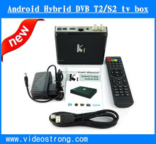 New UI by private housing Videostrong with 4*usb ports HD Amlogic S805 cheap price Android with dvb t2