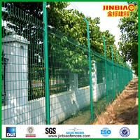 Green Coated steel Wire Fencing Mesh (Anping Manufacturer)