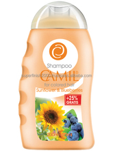 Brands hair shampoo with Sunflower & Blueberries 250ml
