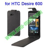 For HTC Desire 600 Back Cover Skin Case with Stand