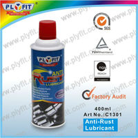 Durable scew Anti-rust lubricating spray