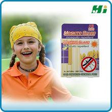 Hannox Mosquito Repellent Patch (Natural Essential Oil, Citronella, Lemon Eucaplyptus)