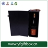 Custom Recycled Decorative Luxury Branded Design Classic Wine box Cheap Cardboard Paper Wine Box Wholesale