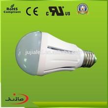 Low power consumption 7w e27 led bulb