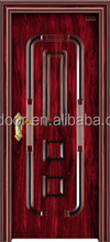 turkey market steel wood door,nigeria cheapest steel door 019