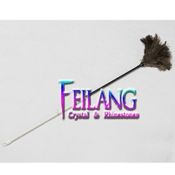 Redecker Ostrich Feather Duster with Wooden Handle