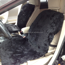 Short Wool And Low Wool Sheep Fur Car Seat Cover