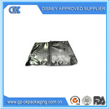 custom wholesale aluminum foil stand up plastic bag/pouch for food/industrial