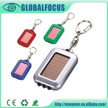 Promotional Gift 3 led keychain flashlight