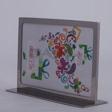 Top quality Acrylic A4 POP up stand, Acrylic POP display standl, POP display stand