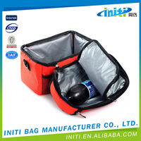 Factory supply waterproof reusable six pack cooler bags