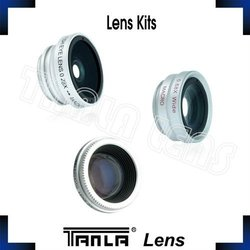 3 in 1 Lens Kits fisheye+wide angle+2X telephoto lens camera accessory digital camera lens Mobile Phone Housings