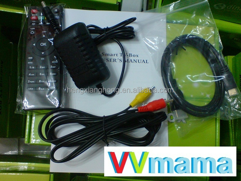 CS918 Quad core RK3188 Android TV BOX MK888 Built-in Buletooth MK888B