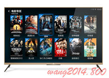 xiao mi 2 quad core 1.45 GHz intelligent TV processor 4 k PIXEL 4k ultra hd tv/4k tv