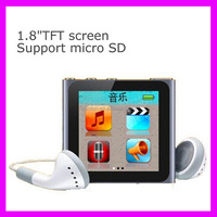user manual mp3 mp4 Mp5 player, New cheapest Music player, Colorful media player
