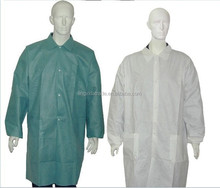Thumb UP CPE Impervious Latex Free hygienic standard Gown