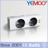 YEMOO -25 degree thin film evaporator/air cooler for freezer condensing unit