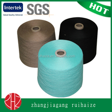 cotton polyester blended yarn from china market 20ne