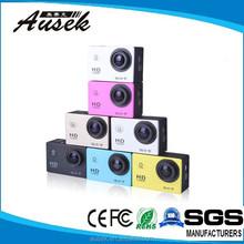2015 OEM manufacturer offer CE, Rohs, R&TTE cetification for 1080p wifi sport camera dvr
