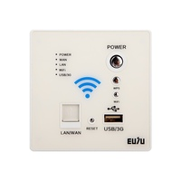 High Quality rj45 wireless n router wifi adapter for soho wall socket version