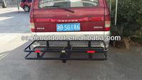 Steel cargo carrier for car