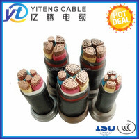 Copper Conductor Material electric wire and cable 16mm 25mm 35mm 50mm120mm 150mm 240mm