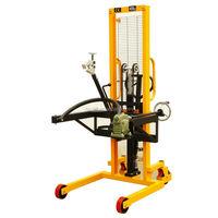 Manual Hydraulic Drum Lift Stacker 400KG Capacity
