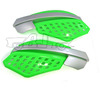 "BJ-HG-014 Wholesale new arrival universal green plastic 7/8"" ATV motorcycle handguard"