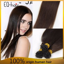Top Quality Pre Bound Hair Micro Ring Hair Extensions Straight Wholesale Brazilian Human Hair for Micro Braids