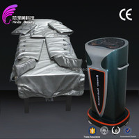 portable infrared and air pressure lymphatic drainage machine