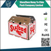 Contact us for factory price of custom waxed cardboard boxes for frozen fish