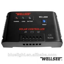 Venta al por mayor de pwm regulador de carga solar controlador de 48v 50a 60a ws-l4860
